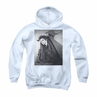James Dean Youth Hoodie Matador White Kids Hoody