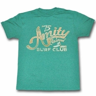 Jaws Shirt Surf Club Heather Jade T-Shirt