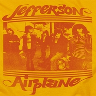 Jefferson Airplane Group Photo Shirts