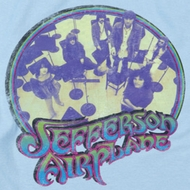 Jefferson Airplane Practice Shirts