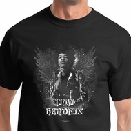 Jimi Hendrix Shirt Angel
