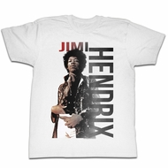 Jimi Hendrix Shirt James White T-Shirt