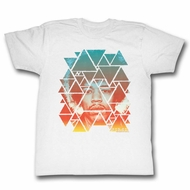 Jimi Hendrix Shirt Triangles Jim White T-Shirt