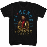 Jimi Hendrix Shirt Voodoo Child Black T-Shirt
