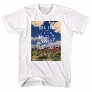 John Wayne Shirt Talk Low White T-Shirt
