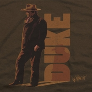 John Wayne The Duke Shirts