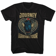 Journey Shirt Arrival Tour Black T-Shirt
