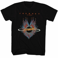 Journey Shirt Beginning Black Tee T-Shirt