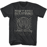 Journey Shirt Detroit Black T-Shirt