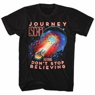 Journey Shirt Escape Black T-Shirt