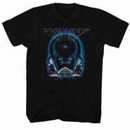 Journey Shirt Frontiers Black Tee T-Shirt