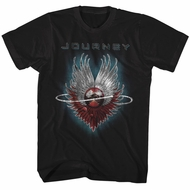 Journey Shirt Journey 4 Black Tee T-Shirt