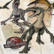 Jurassic Park Dino Drawings Sublimation Shirts
