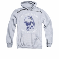 Jurassic Park Hoodie Sweatshirt My Vision Athletic Heather Adult Hoody Sweat Shirt
