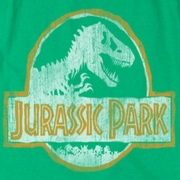 Jurassic Park Jp Orange Shirts