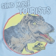 Jurassic Park More Tourists Shirts