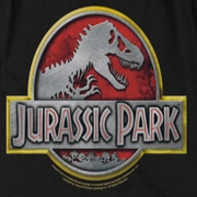 Jurassic Park Movie Logo Shirts