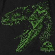 Jurassic Park Movie Spino Mount Shirts
