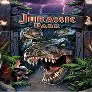 Jurassic Park Welcome To The Park Sublimation Shirts