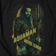 Justice League Movie Aquaman Shirts