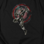 Justice League Movie Cyborg Shirts