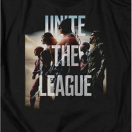 Justice League Movie Dawn Unite the League Shirts