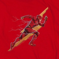 Justice League Movie Flash Forward Shirts