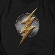 Justice League Movie Flash Logo Shirts