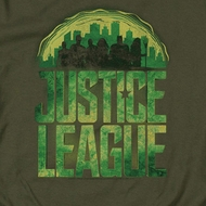 Justice League Movie Kryptonite Shirts