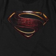 Justice League Movie Superman Logo Shirts
