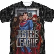 Justice League Movie The League Shirts