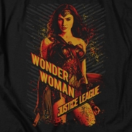 Justice League Movie Wonder Woman Shirts