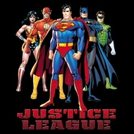 Justice League T-shirts - Adult Tee Shirts