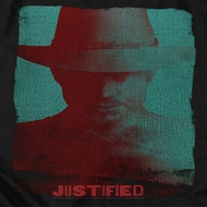 Justified Raylan Givens Silhouette Shirts