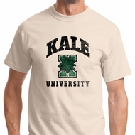 Kale University Lights Mens Yoga Shirts