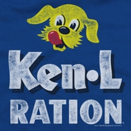 Ken L Ration Distressed Logo Shirts