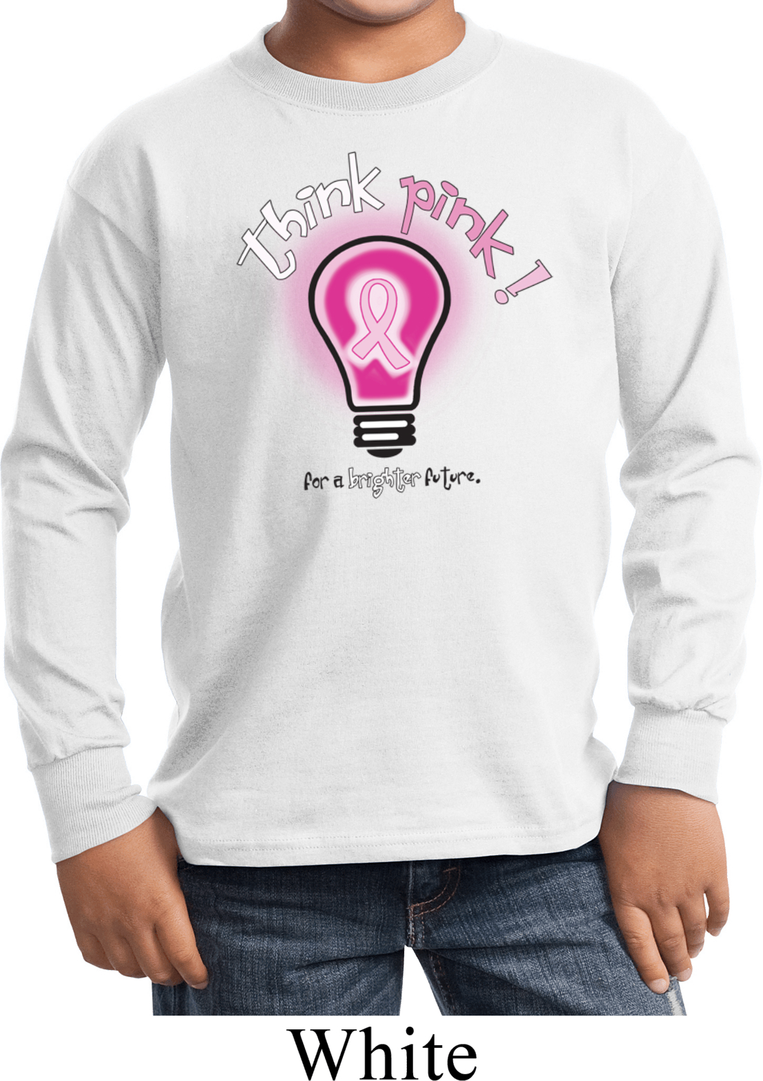 Something is. T shirts for breast cancer awareness