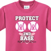 Kids Breast Cancer Awareness Shirts