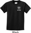 Kids Dodge Ram Logo Pocket Print Shirt