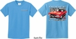 Kids Dodge Red Challenger (Front & Back) Youth T-shirt