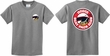 Kids Dodge Scat Pack Logo (Front & Back) Youth T-shirt