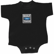 Kids Ford Romper Built Ford Tough Small Print Onesie