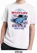 Kids Ford Shirt 1968 Cobra Jet Moisture Wicking Shirt