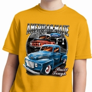 Kids Ford Shirt American Made Moisture Wicking Shirt