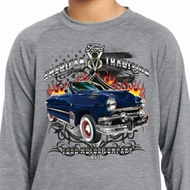 Kids Ford Shirt American Tradition Dry Wicking Long Sleeve Shirt