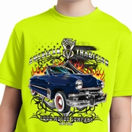 Kids Ford Shirt American Tradition Moisture Wicking Shirt