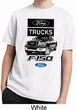 Kids Ford Shirt F-150 Truck Moisture Wicking Shirt