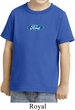 Kids Ford Shirt Ford Oval Middle Print Toddler Tee T-Shirt