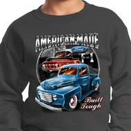 Kids Ford Sweatshirt American Made Sweat Shirt