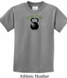 Kids Shirt Grab This Kettle Bell Tee T-Shirt
